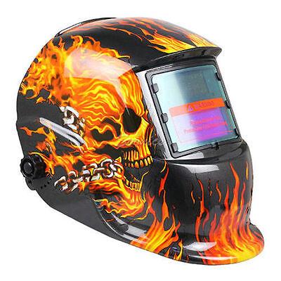 Xdh Solar Auto Darkening Welding Helmet Arc Tig Mig Certified Mask Grinding Xdh