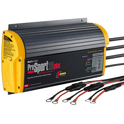 PROMARINER PROSPORT 20 PLUS GEN 3 HEAVY DUTY BATTERY CHARGER