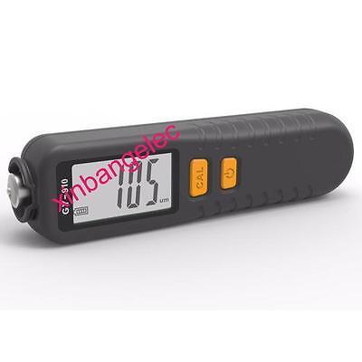 Digital Coating Thickness Gauge Car Paint Film Thickness Tester Meter 0-1300um