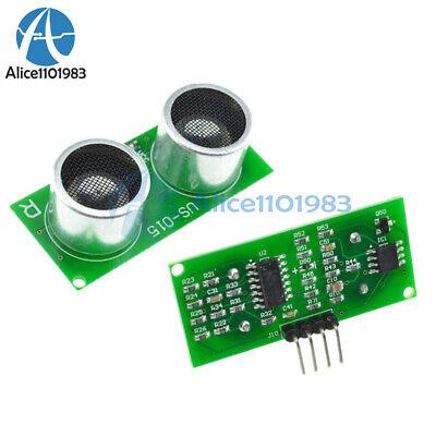 5pcs Us-015 Ultrasonic Module Distance Measuring Transducer Dc 5v Replace Us-020