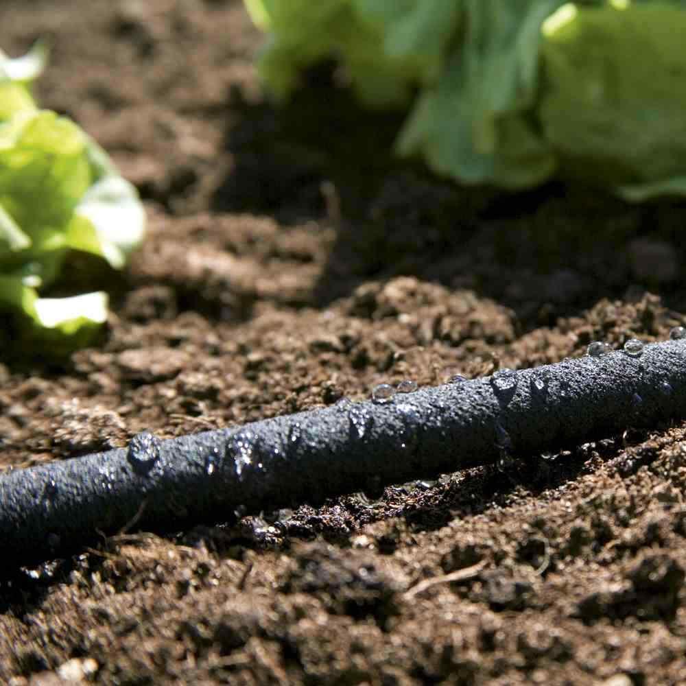 Gardena Perl-Regner 15 m 1969-20 Bewässerung Garten Beregnung Wasserschlauch