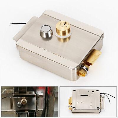 - 12V Electric Control Door Lock for Doorbell Intercom Access Remote Control TOP