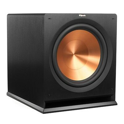Klipsch Speakers R-112SW SUBWOOFER. OPEN BOX  Authorized Dealer. 12
