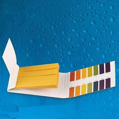 Water Test Ph Strips Aquarium Litmus Universal Indicator Acidic Paper Testing