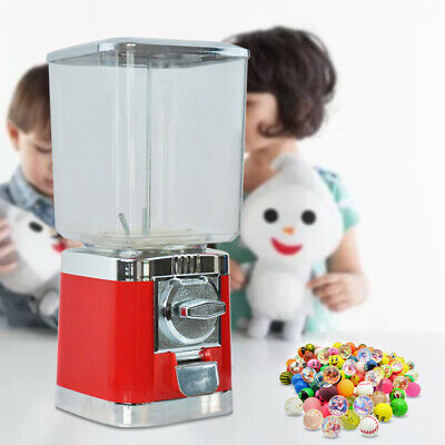 Commercial Vending Gumball Machine Candytoy Automatic Bouncy Egg Ball Machine