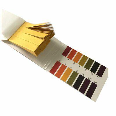 Pack Of 2 Ph 1-14 Test Paper Litmus Strips Tester 80pcs Per Pack