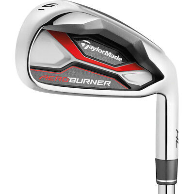 NEW TaylorMade Golf AeroBurner HL  Irons Choose Set, Flex &