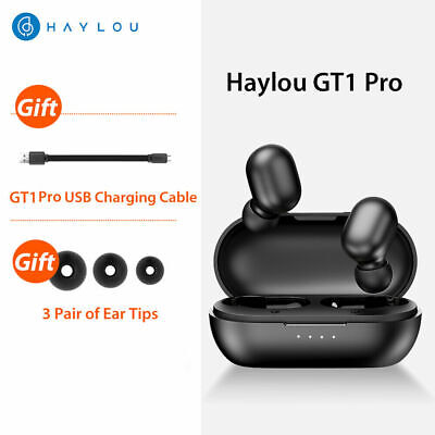 Haylou GT1 Pro BT5.0 TWS Headset Earbuds Upgrade Wireless Stereo...
