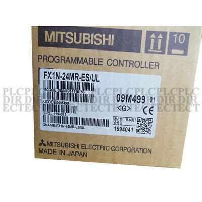 New Mitsubishi Fx1n-24mr-esul Programmable Controller