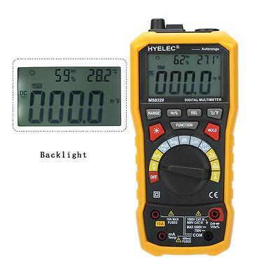 5in1 Auto Range Dmm Digital Multimeter W Noise Temperature Luminance Test