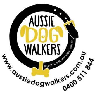 Aussie Dog Walkers Secret Harbour Rockingham Area Preview