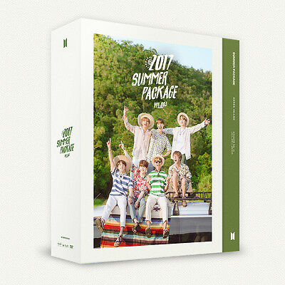 KPOP: BTS 2017 SUMMER PACKAGE VOL.3  DVD
