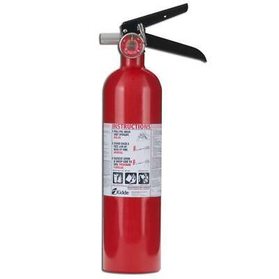 Kidde 21005776 Pro 110 Consumer Fire Extinguisher Multi Purpose Ul A 10-bc