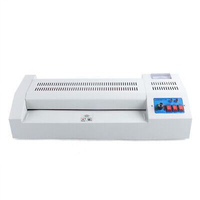 13 Commercial Home Hot Cold Film Laminator Laminating Machine For A3 A4