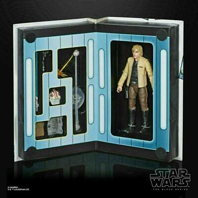 Star Wars Black Series Luke Skywalker Strikes Action Figure Convention Exclusive