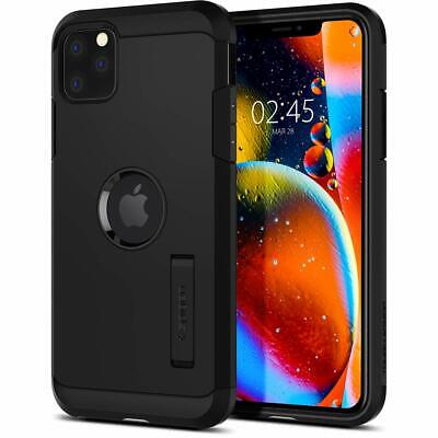 Apple iPhone XI 11 Pro Max Case Dual Layer Kickstand Cover Tough Drop Protector