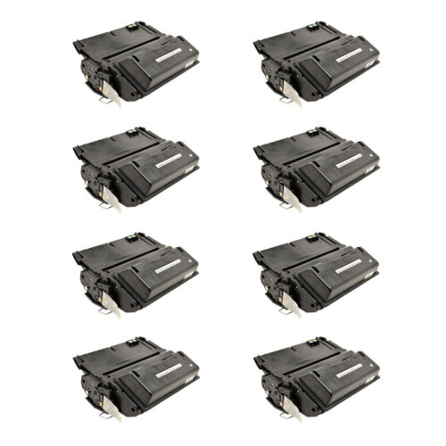 8pk Q1338a Toner Cartridge For Hp Laserjet 4200 4200n 420...