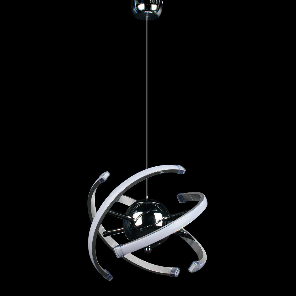Modern 23W LED Pendant Lights Industrial Chandelier Ceiling