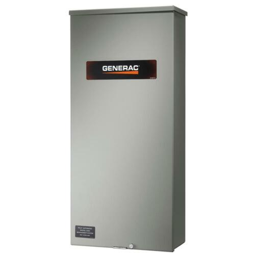 Generac RXSW200A3 - 200 Amp Service Rated Smart Transfer Switch