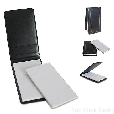 New Memo Pad Holder Note Perfect Police Officers Detectives Golfers Writer