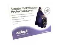Brand New Mobility Scooter Cape