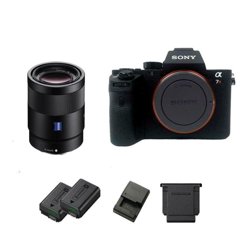 Sony A7r Ii / A7r2 42mp Full-frame Dslr + Sonnar T* Fe 55mm F/1.8 Za Lens