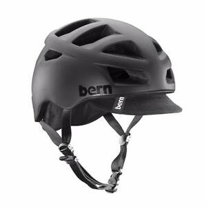 Bern Allston Bike Helmet - Matt Black | 2XL - 3XL 60.5cm-63.5cm Beverly Hills Hurstville Area Preview