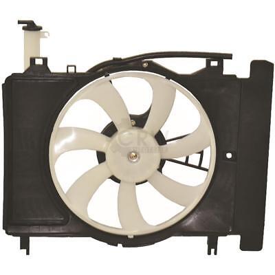 Fan Engine Cooling Radiator Fan Blower Motor Toyota Yaris