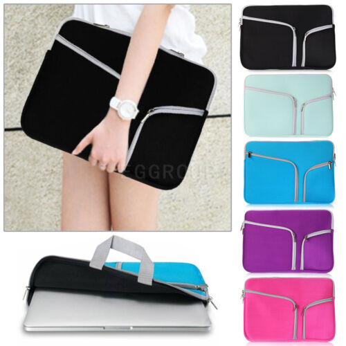 "For Various 11 13"" 13.3"" Tablet Laptop Hand Carry Neoprene S"