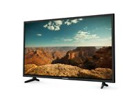 Blaupunkt 40 inch LED Full HD TV with Freeview HD, 3 hdmi, 2 usb, AV, Scart, etc