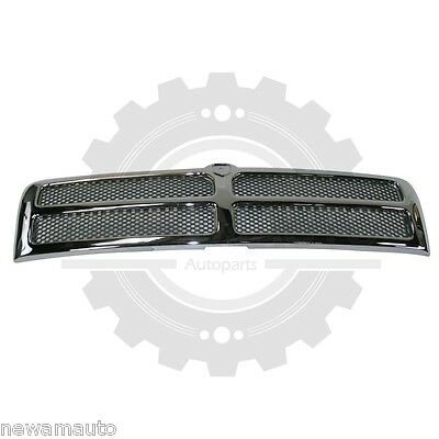 AM Front GRILLE For Dodge Ram 2500,Ram 3500,Ram 1500 CHROME CH1200178 55076550AB
