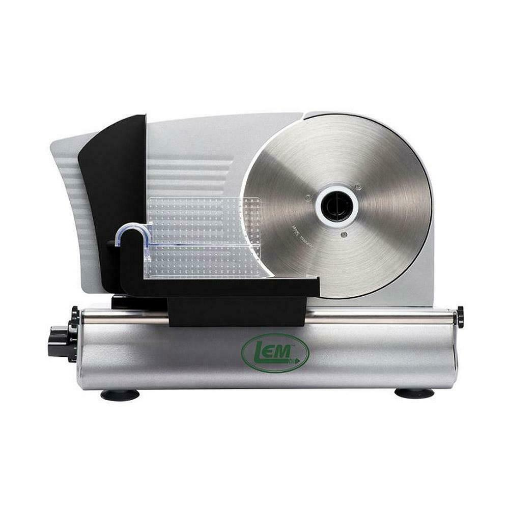 """LEM Meat Slicer 8.5"""" Blade Only a Few At This Price"""
