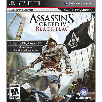Assassin's Creed IV: Black Flag for Sony PS3