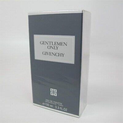 GENTLEMEN ONLY by Givenchy 100 ml/3.3 oz Eau de Toilette Spray