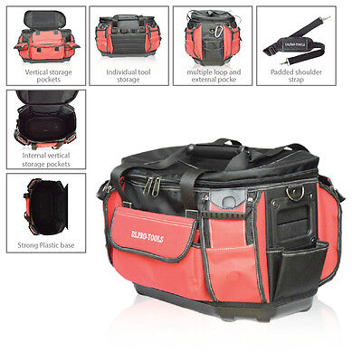 356 US PRO TOOLS Tool bag case Round Top Rigid Tool Bag mobile storage box