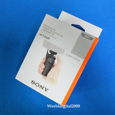 SONY VCT-SGR1 Shooting Grip RX100 Series RX0 Integrated Shutter Record Buttons