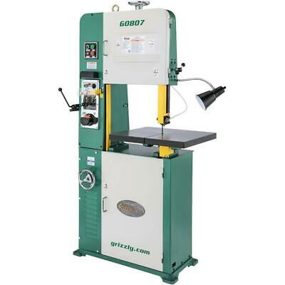 Grizzly G0807 110v220v 18 Inch 2 Hp Vertical Metal Cutting Bandsaw
