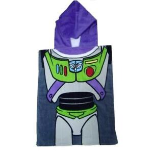 Disney Toy Story Hooded Towel for Kids - Buzz Lightyear