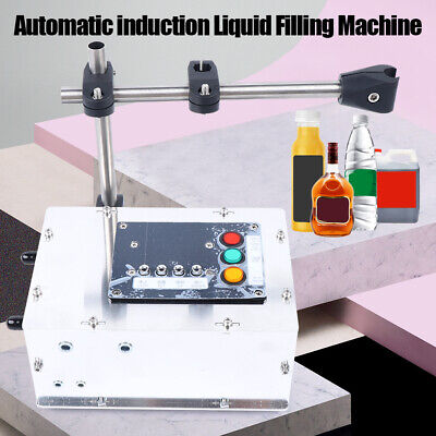 180lh Automatic Liquid Filling Sause Filler Machine Bottling Water Anti Drip Us