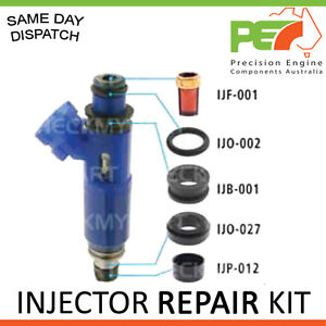 1x-New-OEM-QUALITY-Mitsubishi-Pajero-NL-3-5L-6G74-Fuel-Injector-Repair-Kit
