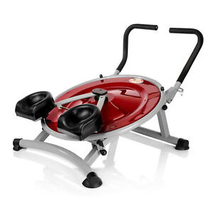 As Seen On TV AB Circle Pro Abs Exercise Machine & Workout DVD