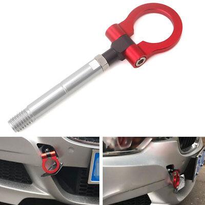Aluminum Bumper Tow Hook Kit For BMW 1 3 4 5 6SERIES F01 F10 F12 F20 F21 F23 F30