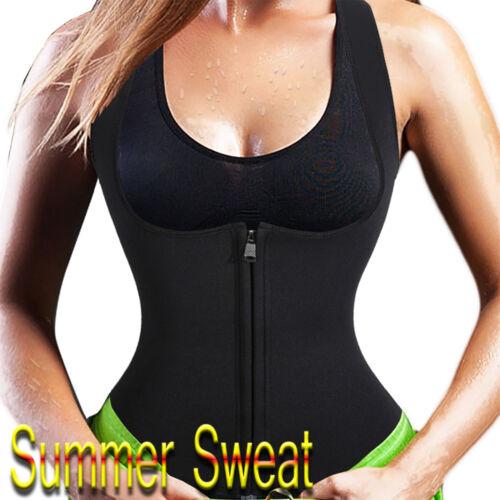 Women Fitness vest for weight loss waist trainer body shaper