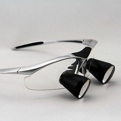 Ttl 3.5x 500-600mm Dental Loupes Medical Binocular Magnifier Glasses Customized