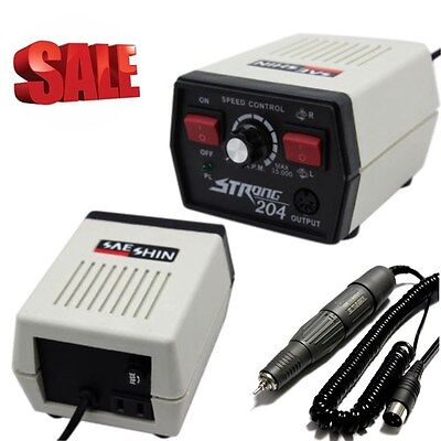Strong204 Marathon Micromotor Polisher Unit High Speed 35000rpm Handpiece Sale