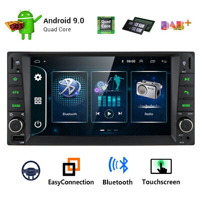 Android 9.0 in Dash Car Stereo Radio GPS for Toyota Corolla Camry Hilux RAV4 BT