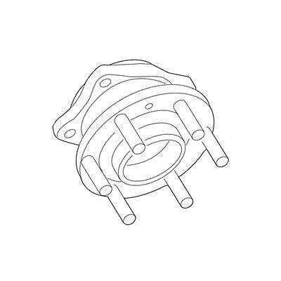 98 Audi A4 Wheel Bearing