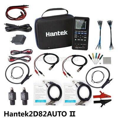Hantek2d82auto Ii Automotive Diagnostic Oscilloscope Multimeter Signal Sourcebt