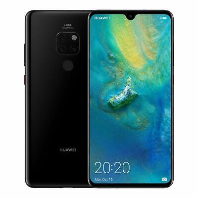 Huawei Mate 20 Sim Free 128GB Android Unlocked Smartphone (Black)