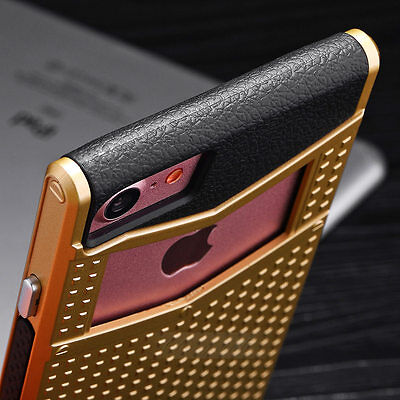 Luxury Shockproof Rubber Hybrid Fashion Hard Case Thin Cover For iPhone 7 7 Plus